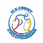 Logo de l'Us Cergy Cyclo