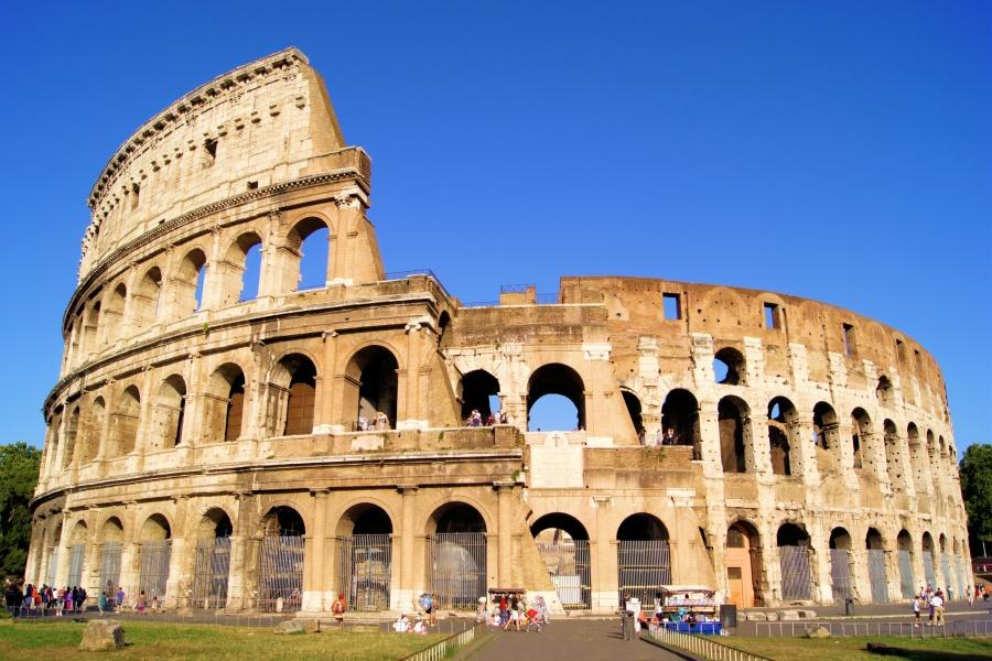 Rome Le Colisé