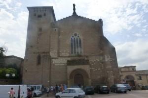Gaillac-Abbatiale Saint-Michel (XIIIème siècle)