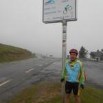 Au sommet du col du Soulor 1474m