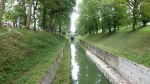 Canal de Bourgogne- La Voute de Pouilly en Auxois