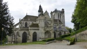 Eglise de Chaumont en Vexin