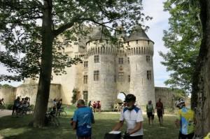 Nogent le Rotrou -Le Château Saint-Jean