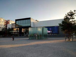 """""""Visages du Monde"""" Bibliothèque, médiatèque, salle de spectacle"""