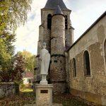 Statue de Gauthier d'Aincourt