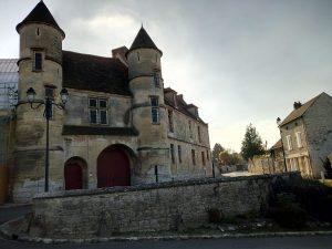 Le Prieuré de Moussy 17ème siècle