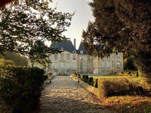 Le château de Montgeroult 17ème siècle
