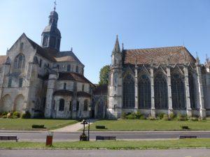 L'abbaye de Saint-Germer de Fly (Oise)