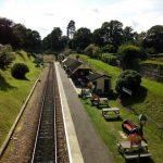 La gare de Groombridge