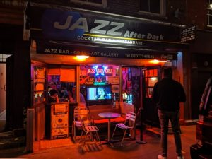 JAZZ After Dark où Amy Winehouse s'est produite