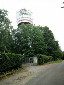 Antenne relais du Petit Serans