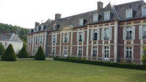 Le château de Chantereine
